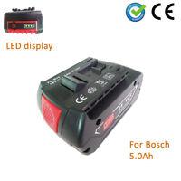 Bosch batterie GBA GSB GSR 18V 5,0 Ah Li-Ion M-C - 3165140791649 / 2607337070 FR