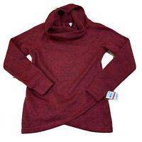 Ideology Womens Cowl Neck Sweatshirt Sweater New Size XS New NWT N104