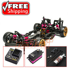 3Racing Sakura D4 RWD 1:10 Drift RC Cars Kit w/Servo Gyro Balance Weight #CB0846