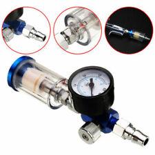 Auto Car Paint Primer Spray Gun Air Regulator Water Oil Trap Filter Set AU New