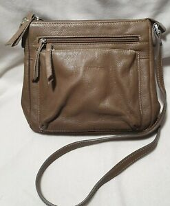 pierre cardin  crossbody Leather Bag
