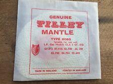 GENUINE TILLEY MANTLE TYPE 2085 FOR LP GAS MODELS GL605 GF810 GF812 BT41A etc