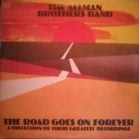 The Allman Brothers - The road goes on forever (1974) Vinyl 2 LPs 2637 101 (UK)