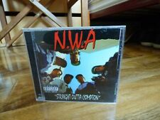 N.W.A. - STRAIGHT OUTTA COMPTON (ORIGINAL 2002 CD REISSUE REMASTERED)