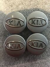 KIA WHEEL CENTER CAP HUB CAPS ONE SET OF 4 OEM 52960-1F250 #6