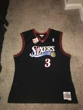 buy popular 520ec ec50f Allen Iverson NBA Fan Jerseys for sale | eBay