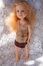 MGA BFC INK best friends club ink Kaitlin doll w/ Blond hair Green Eyes TLC