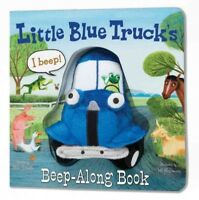 Little Blue Truck's Beep-Along Book, Hardcover by Schertle, Alice; McElmurry,...