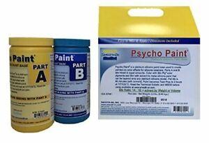 Smooth-on PSYCHO PAINT Platinum Silicone Paint Base , ki