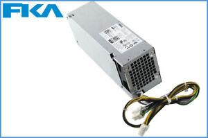 For Dell 3656 Optiplex 3040 5040 GCY55 D3YCN J1J77 D6K0V WYX72 180W Power Supply