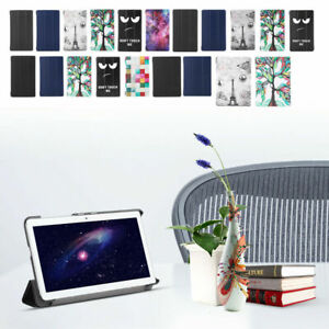 Flip PU Leather Smart Filio Case Cover Stand For Huawei Mediapad M3 T3 Tablet SK