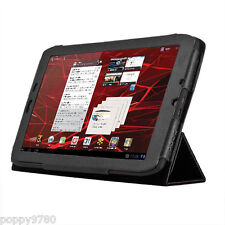 """Incipio Folio PU Leather Cover Case Stand for Motorola Droid XYBoard 8.2"""" Tablet"""