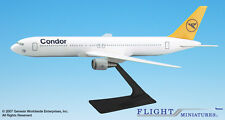 Flight Miniatures Condor Flugdienst Airlines Boeing 767-300 1:200 Scale Mint