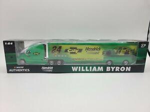Nascar Authentics 1:64 Hendrick Motorsports William Byron Hauler Truck 2019 NEW