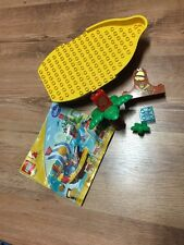 Lego Duplo 10514 Jake Pirate Boat Hull, Parts & Instruction Plan