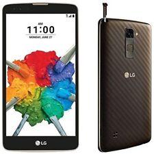 "LG Stylo 2 plus K550 4G LTE 5.7"" Brown 16GB (GSM Unlocked) Smartphone USED!!"