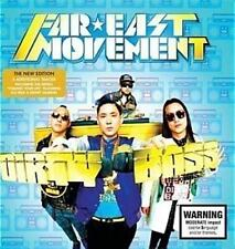 FAR EAST MOVEMENT Dirty Bass (New Edition 5 additional tracks) CD NEW