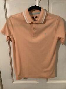NWOT IZOD Boy's Short Sleeve Polo Shirt, size 10-12