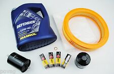 Inspektionspaket Inspektionskit Filterset VW Golf 3 1,6 75PS AEE inkl 5l Motoröl