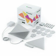 Nanoleaf Shapes Classic Light Panels 9pc Triangles App Controlled Expansion Kit