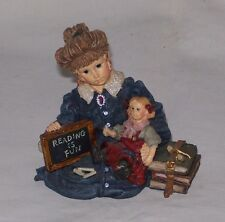 Nice Vintage Collectible Boyds Bears Yesterdays Child Reading Is Fun Good Cond.