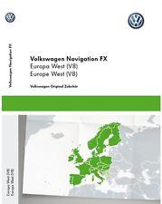 ORIGINAL VW VOLKSWAGEN Navi - données de navigation V8 GPS UPDATE pour RNS 310