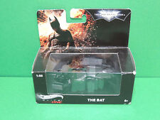 Hot Wheels Elite one - The bat / Batman plane Dark Knight Rises DC comics Mattel