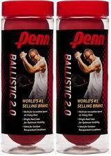 Penn Racquetballs (2 cans) 3 pack Ballistic 2.0