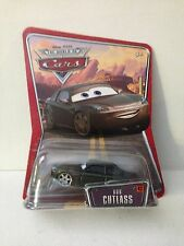Disney Pixar World of CARS Bob Cutlass #42 14 Back Card