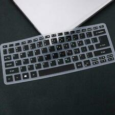 13.3 Inch Silicone Keyboard Cover Skin Protector Guard Swift For Acer X2J6