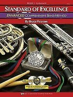 Standard of Excellence Enhanced Book 1 Flute by Bruce Pearson 1993 unmaked