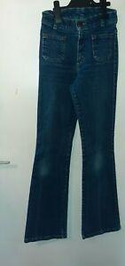 Blue Bootcut Jeans Size 6