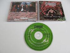 DEMIGOD Slumber of Sullen Eyes CD 1992 MEGA RARE DEATH ORIG 1st PRESS DROWNED!!!