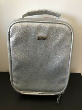 Next Silver Glitter Insulated Lunchbag