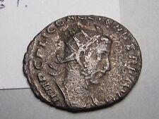Roman; GALLIENUS 253-68 AD Silver ANTONINIANUS. Radiant Bust/Liberalitas
