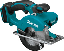 """Makita XSC01Z 18V LXT® Lithium‑Ion Cordless 5‑3/8"""" Metal Cutting Saw, Tool Only"""