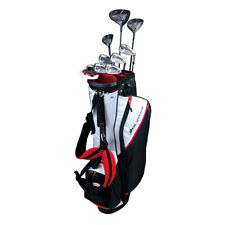 Orlimar Golf Men's Mach 1 Premium Complete Club Set with Stand Bag NEW