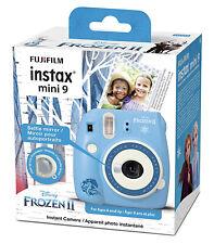 NEW Fujifilm Instax Mini 9 Disney Frozen 2 Edition Instant Camera