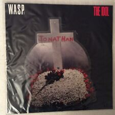 "W.A.S.P., the idol,  Vinyl, limitierte Picture 7 "", shape, 1992, NM/PVC-Sleeve"