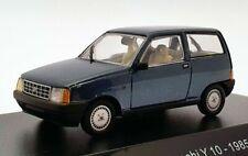 AUTOBIANCHI Y10 LX DE 1985 STARLINE 509114 ITALIA 1/43 SKY BLUE METAL