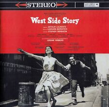 WEST SIDE STORY - ORIGINAL BROADWAY CAST RECORDING / CD - TOP-ZUSTAND