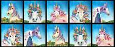 Blank Quilting - Unicorn-O-Copia Fabric Panel - 9888-75