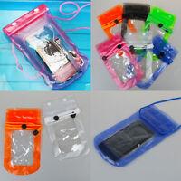 Waterproof bag case phone holder swimming waterproof dry bag swimming phoneBagGW