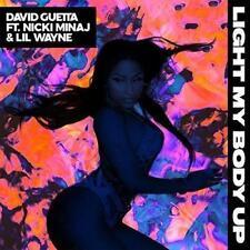 Light My Body Up (2-Track) von David feat. Minaj,Nicki & Lil Wayne Guetta (2017)