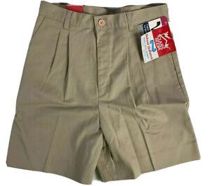 Classroom School Uniforms Boys Uniform Shorts NWT Navy/Khaki Var. Sizes UNI12