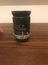 Vivitar 28mm f2.5 Auto Wide-Angle Prime Lens for Minolta MD Mount - EXC