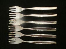 WMF Barcelona 800 Silber 6 Kuchengabel 15,6 cm 6 tlg Note 1minus Gabel wie Neu