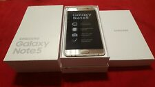 Samsung Galaxy Note 5 N920A Gold At&t (Unlocked) - 64GB 4G Smartphone