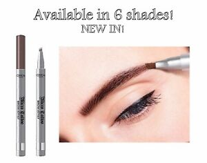 L'oreal BROW ARTIST XPERT Micro Tattoo 24hr Eyebrow Definer Pen 6 Shades NEW IN!