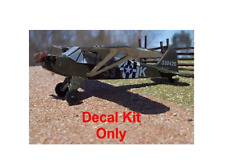 N Scale Osborne Models L4 Grasshopper Decal Kit #3090